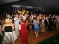 Party time in marquee in Bradfield
